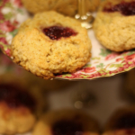 Jammy Rock Cakes recipe