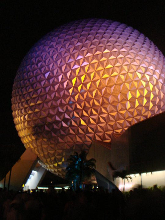 Walt Disney World top attractions