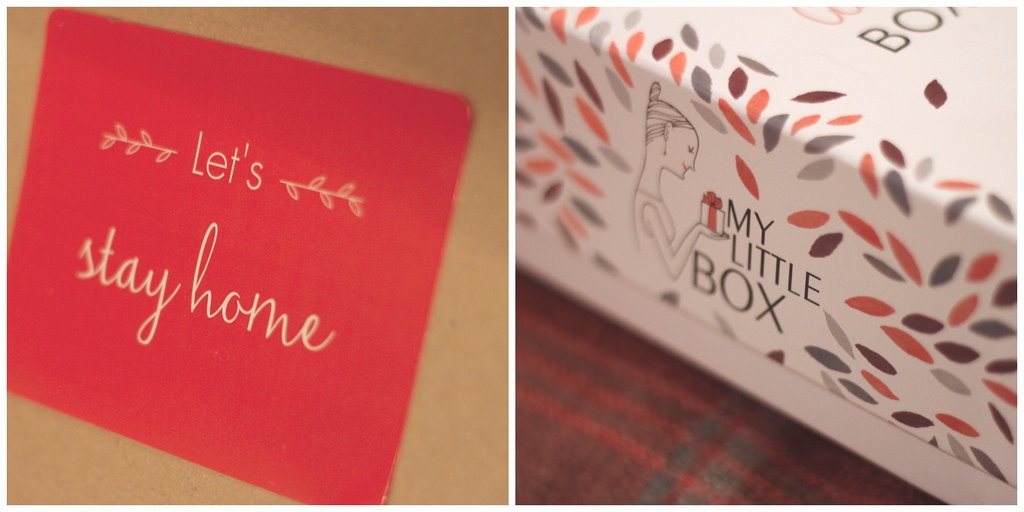 My Little Box review: My Little Cosy Review