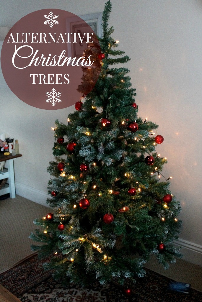 alternative christmas trees rebel angel. Black Bedroom Furniture Sets. Home Design Ideas