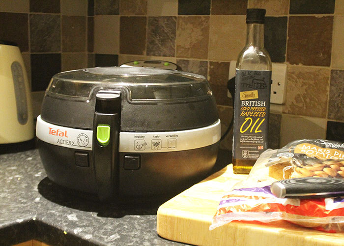 Tefal Actifry Revooly review