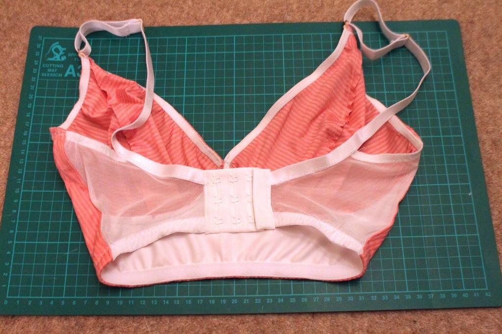 Watson bra back view