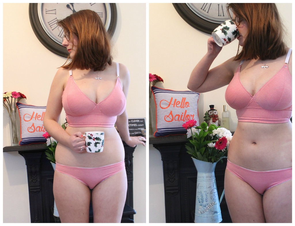 Watson bra & briefs from Cloth Habit