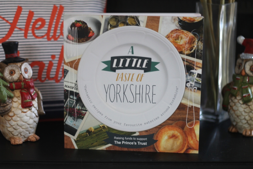 a little taste of yorkshire book