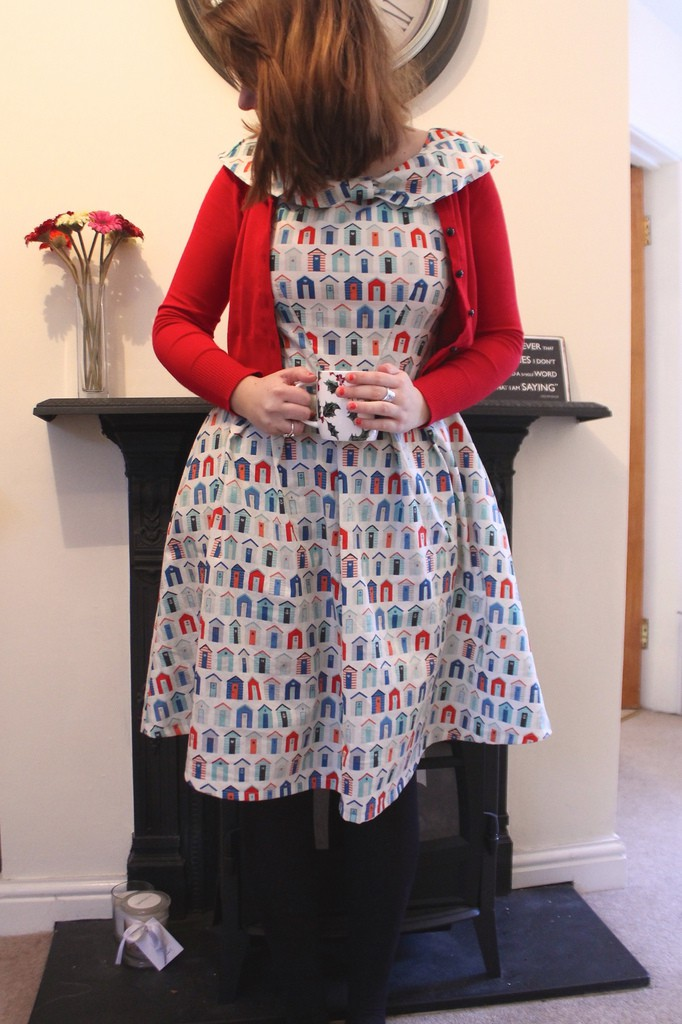 simplicity 2444 with collar