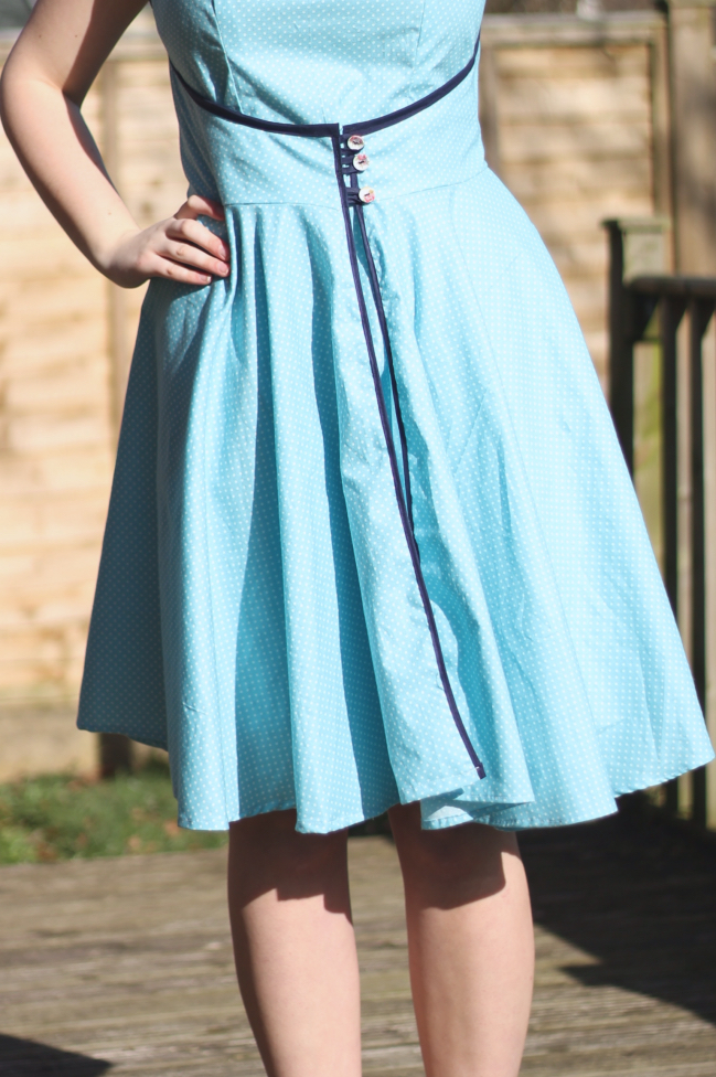 Great British Sewing Bee Walkaway Dress