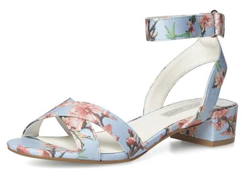dorothy perkins floral sandals