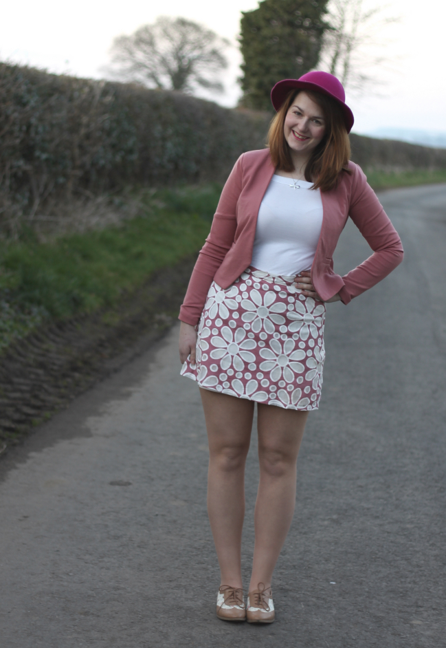 Spring pastels outfit