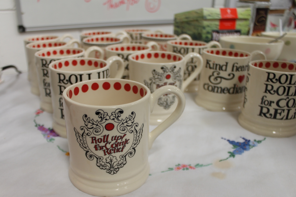 oxfam red nose mugs