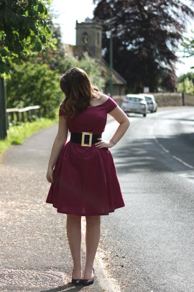butterick b6129 dress