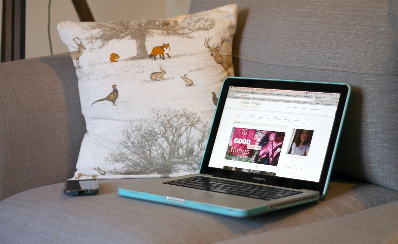 blogging & pr