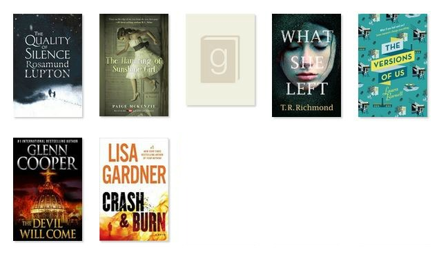 book reviews march april may