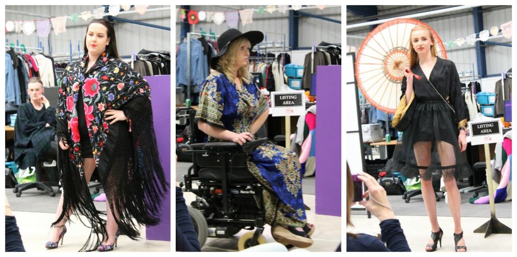 oxclusive fashion show glam