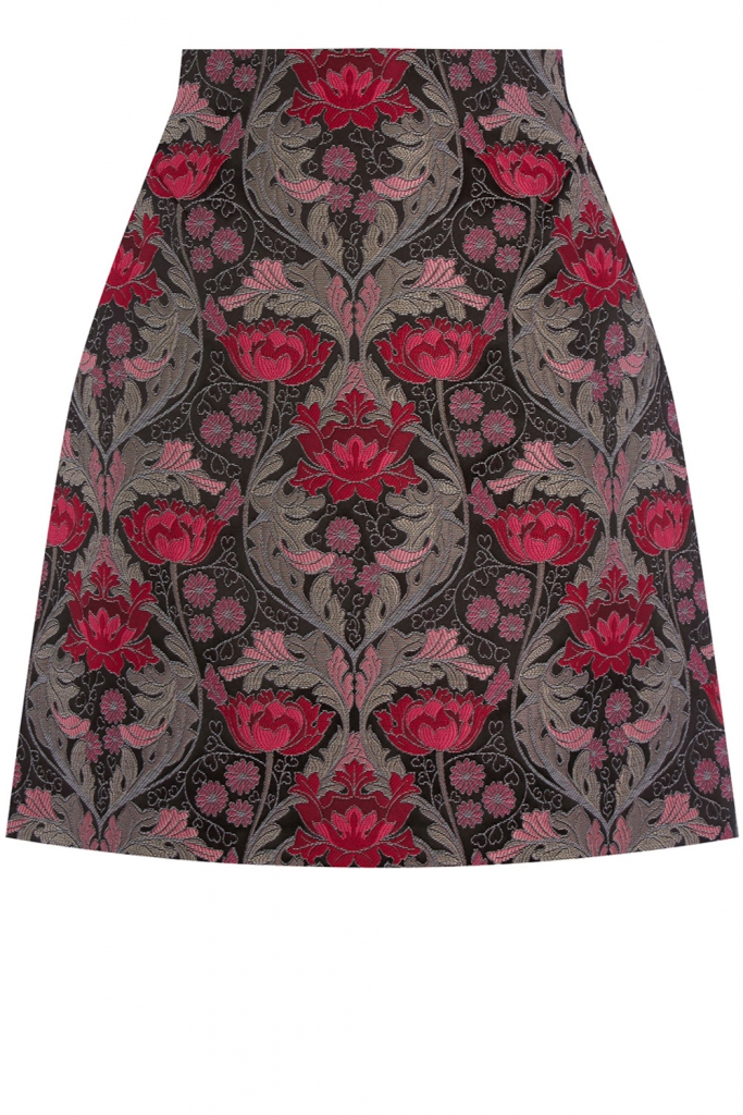 Warehouse tapestry skirt