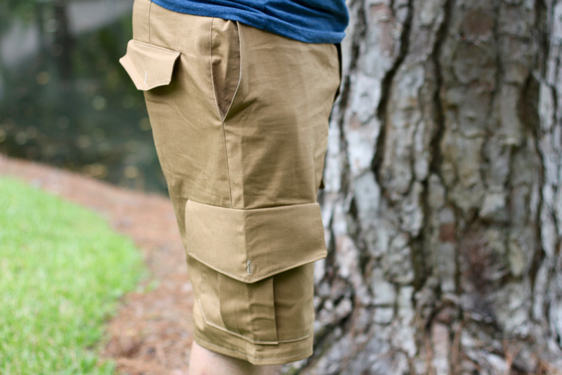 Great British Sewing Bee Men's Cargo Shorts