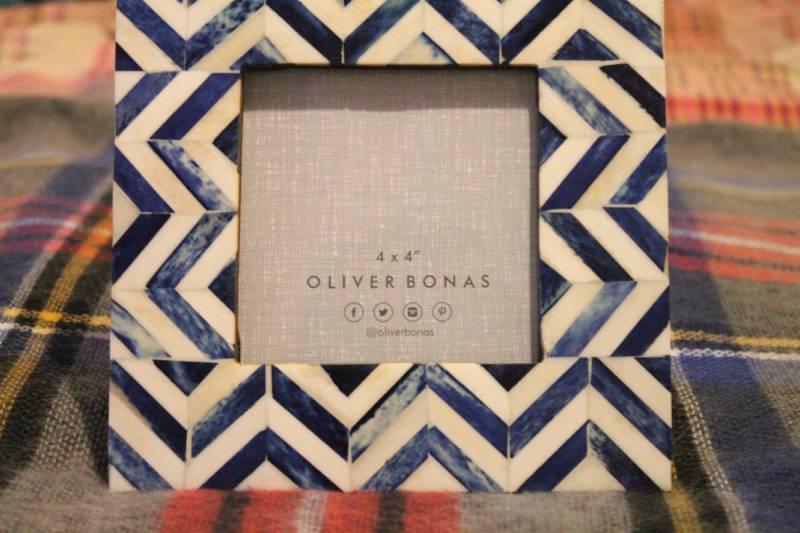 Oliver Bonas picture frame