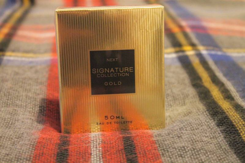 Next Signature Gold Eau de Toilette