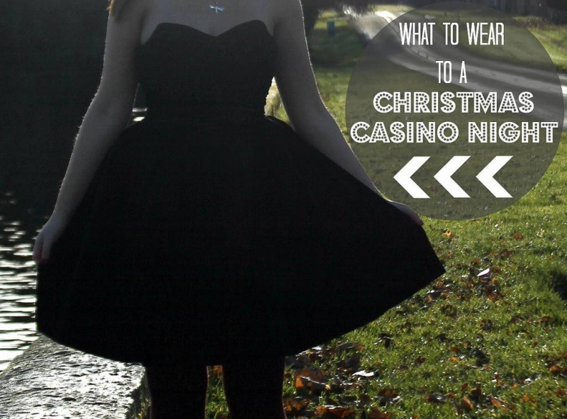 What to wear to a Casino Christmas party