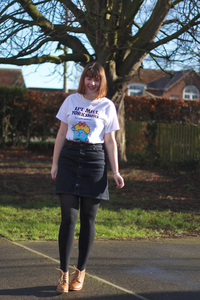 I'm From Yorkshire T Shirt outfit