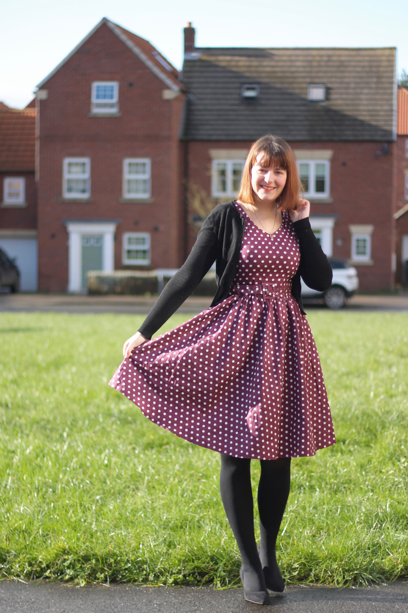 Dolly & Dotty dress review
