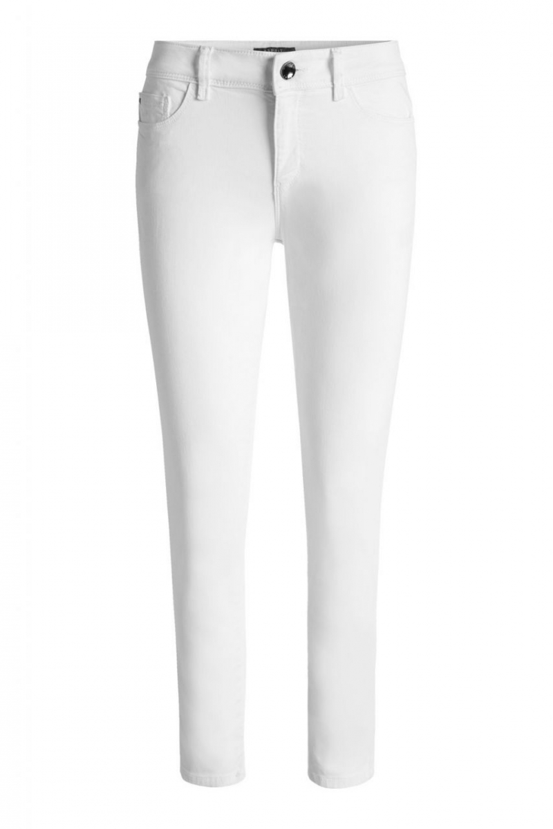 Esprit White Trousers