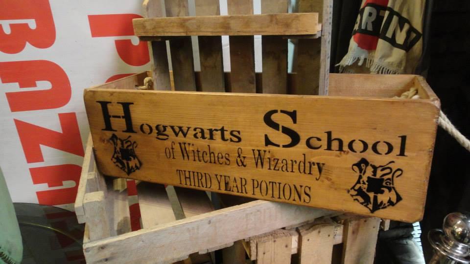Hogwarts Crate