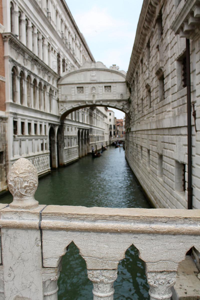 Bridge of Sighs Venice