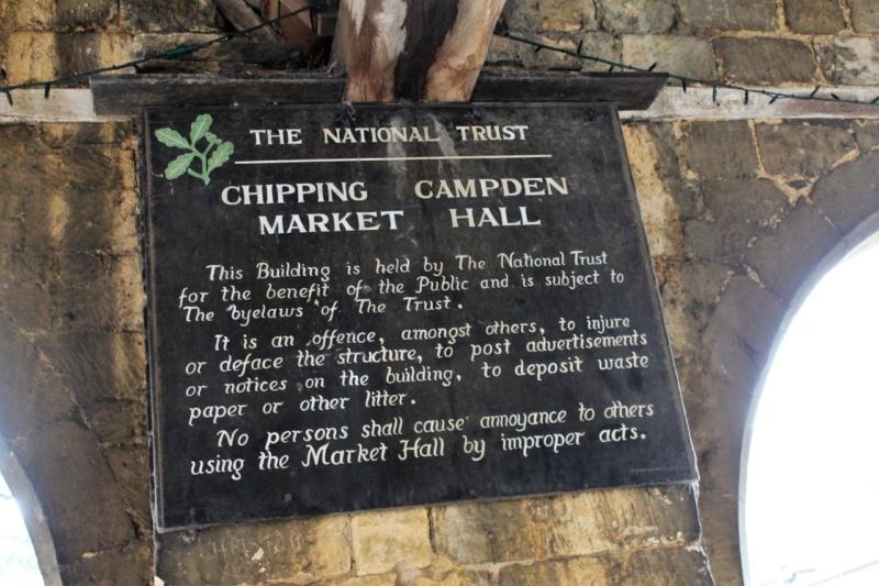Chipping Campden market Hall