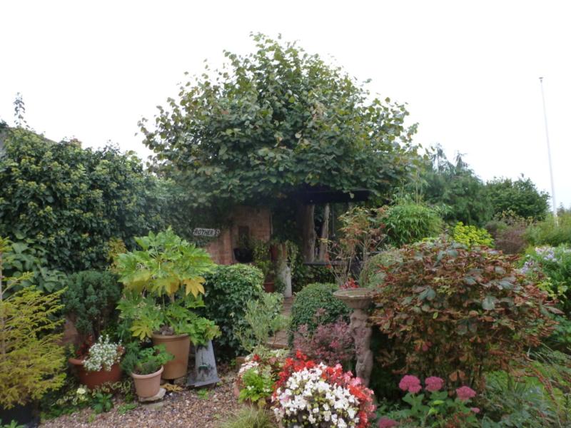 Garden at Airbnb in Stratford-upon-Avon