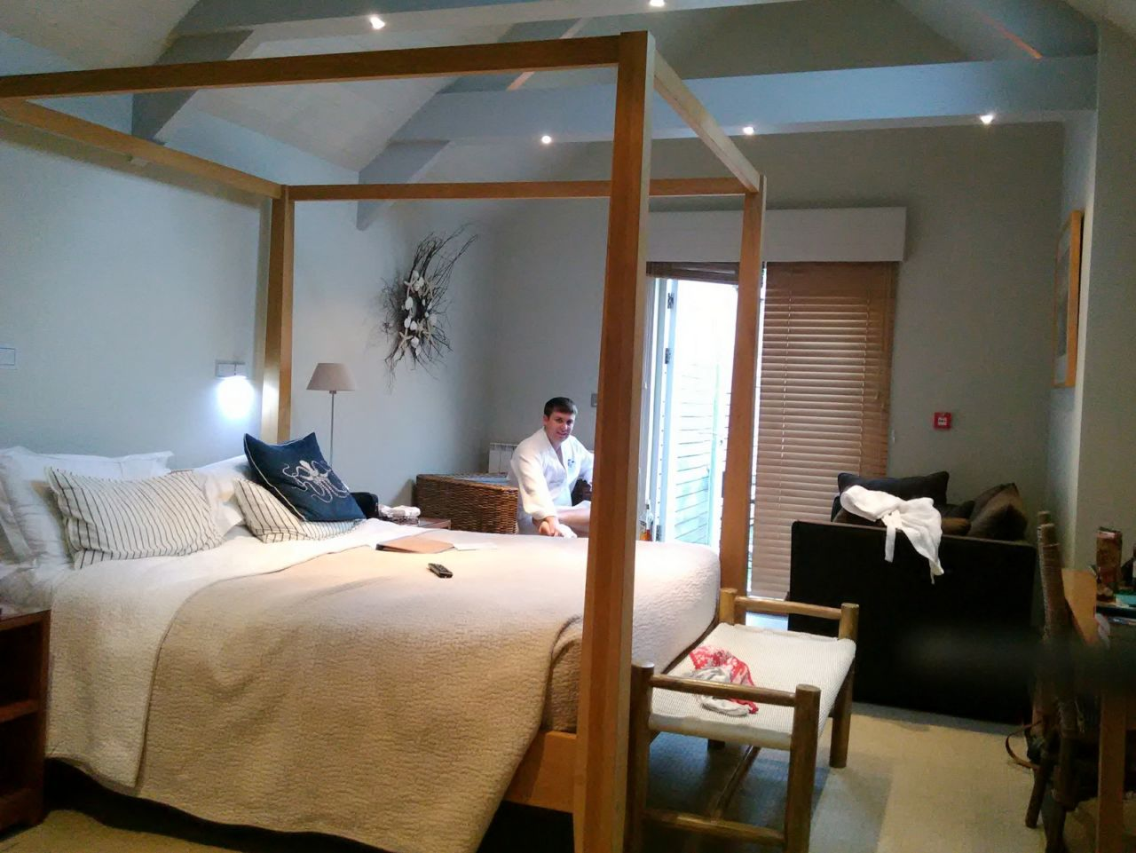 Rick Stein's The Seafood Restaurant Hotel Padstow - Generous Room