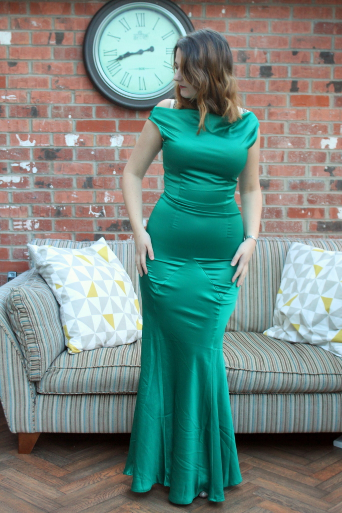 Ingrid Dress Collectif - Keira Knightley Atonement Dress