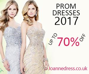 Buy Prom Dresses at JoanneDress.co.uk