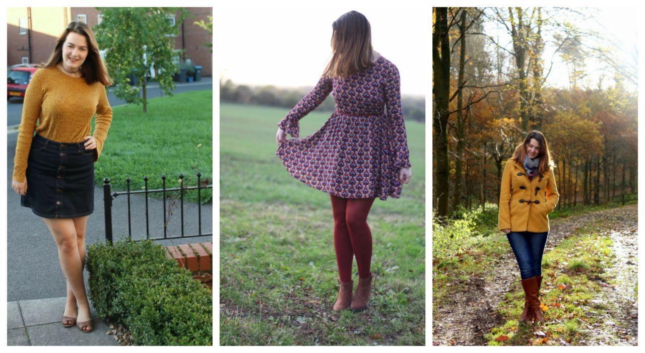 October November December Outfits