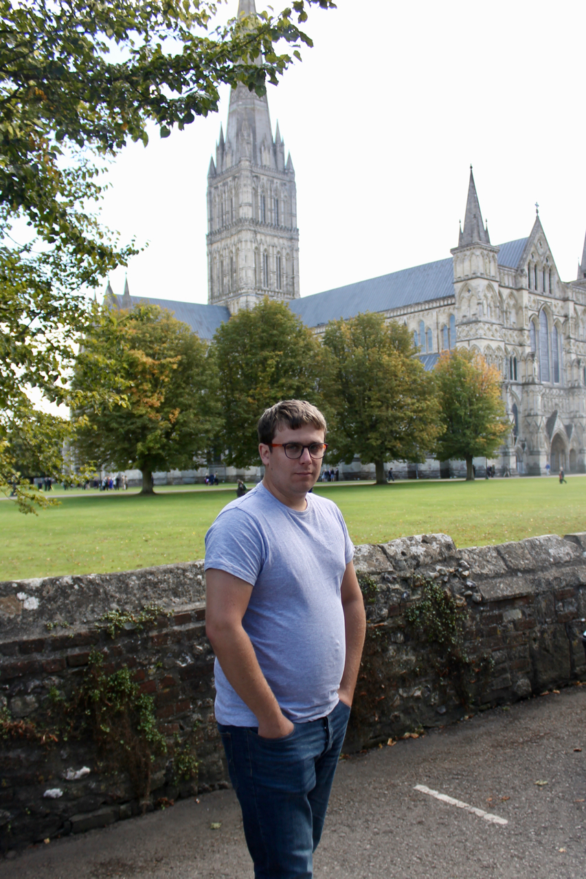 Salisbury UK Road Trip