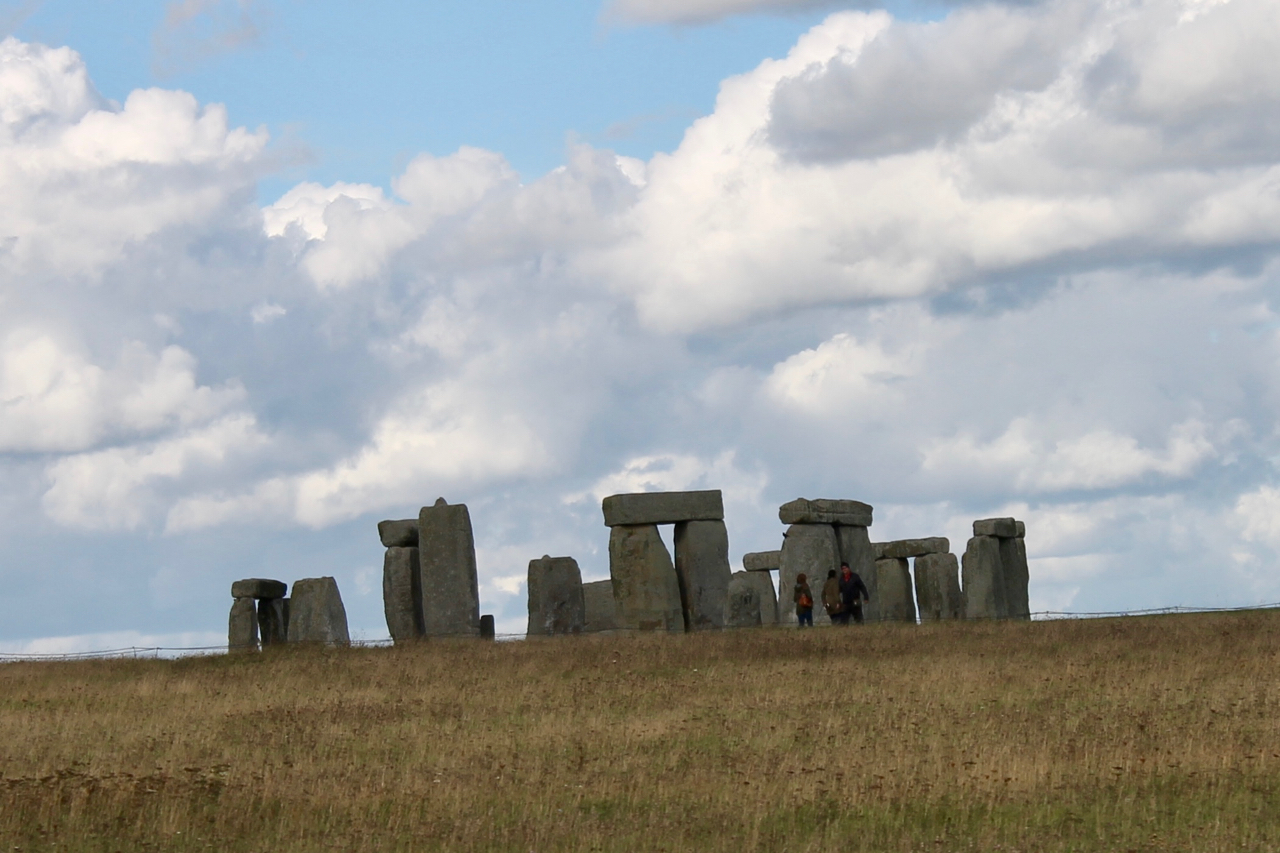 Stonehenge UK road trip