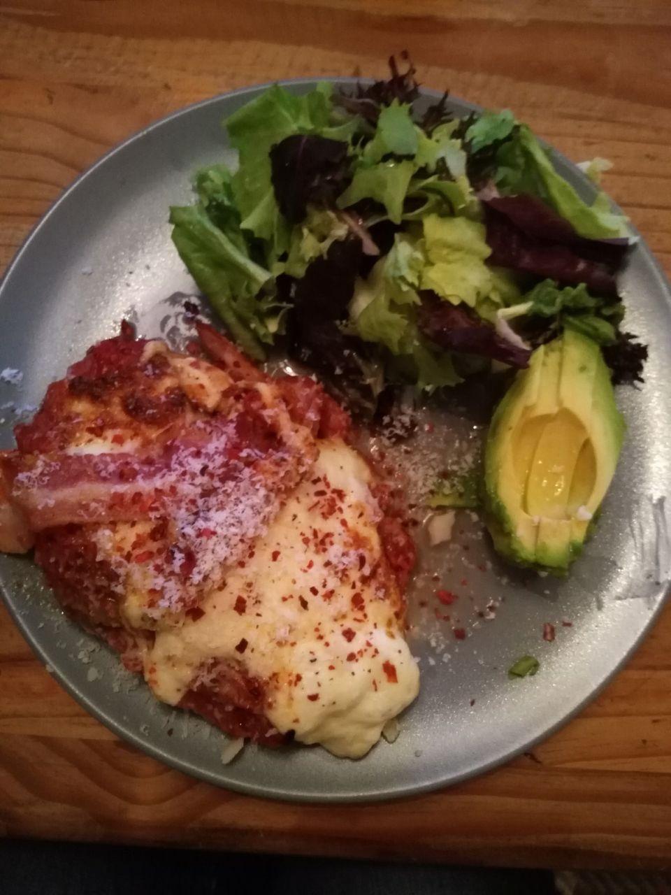Chicken & Parmesan Melts: Lean in 15