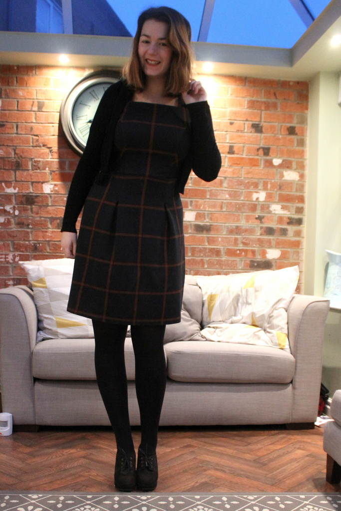 Tartan Pepperberry dress review