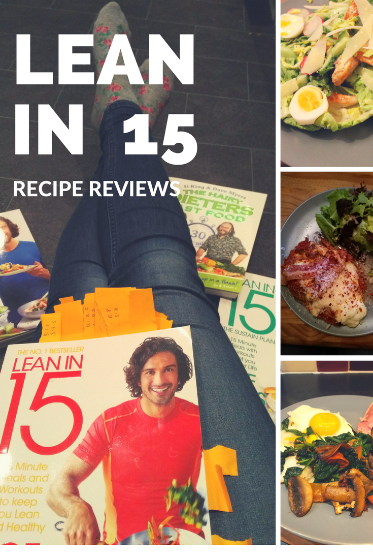 Lean in 15 recipes review