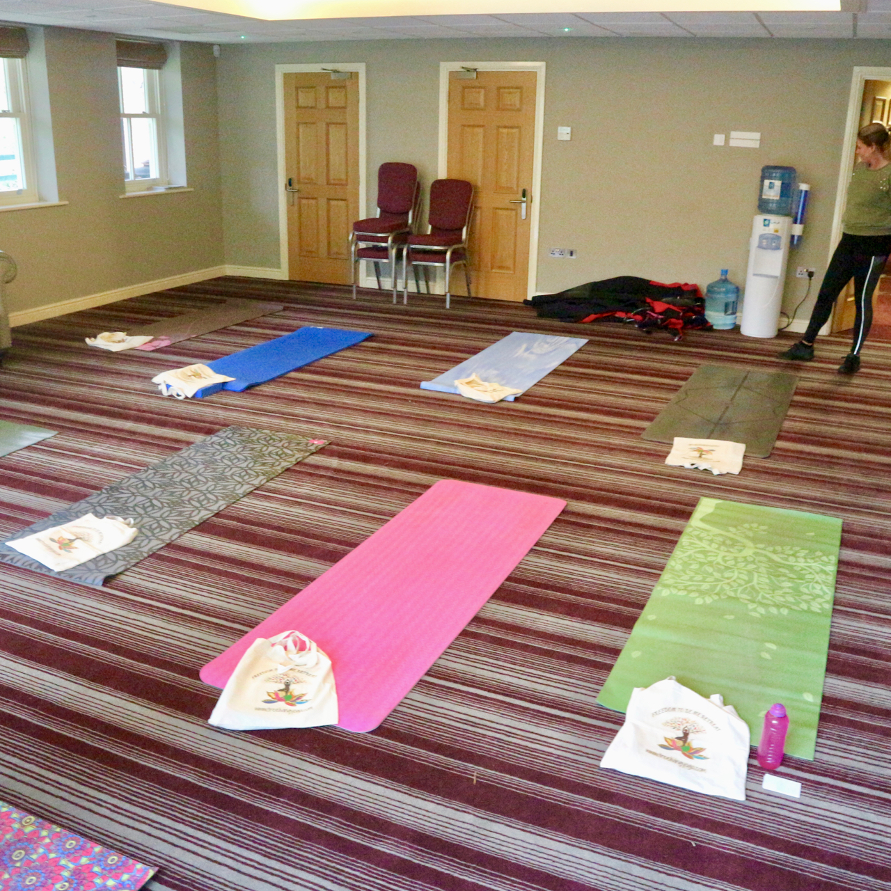 Yoga retreat North Yorkshire at Raithwaite Estate