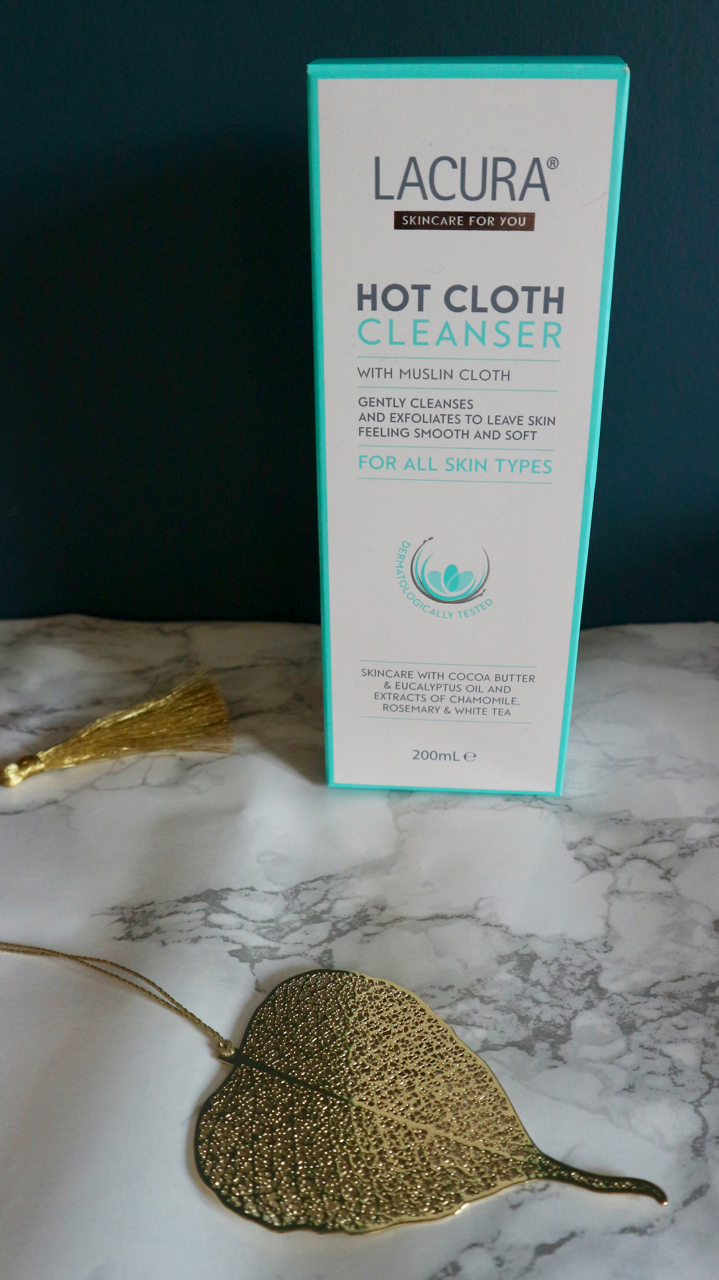 Aldi Hot Cloth Cleanser review