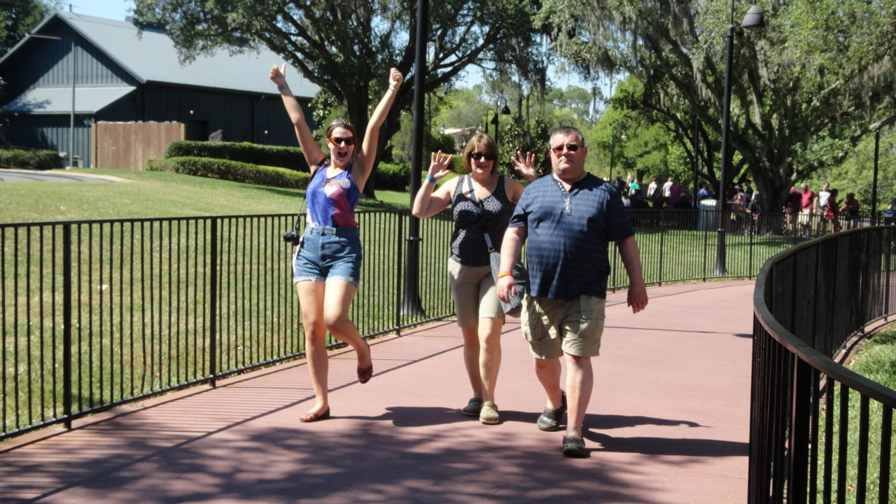 What to wear in Magic Kingdom