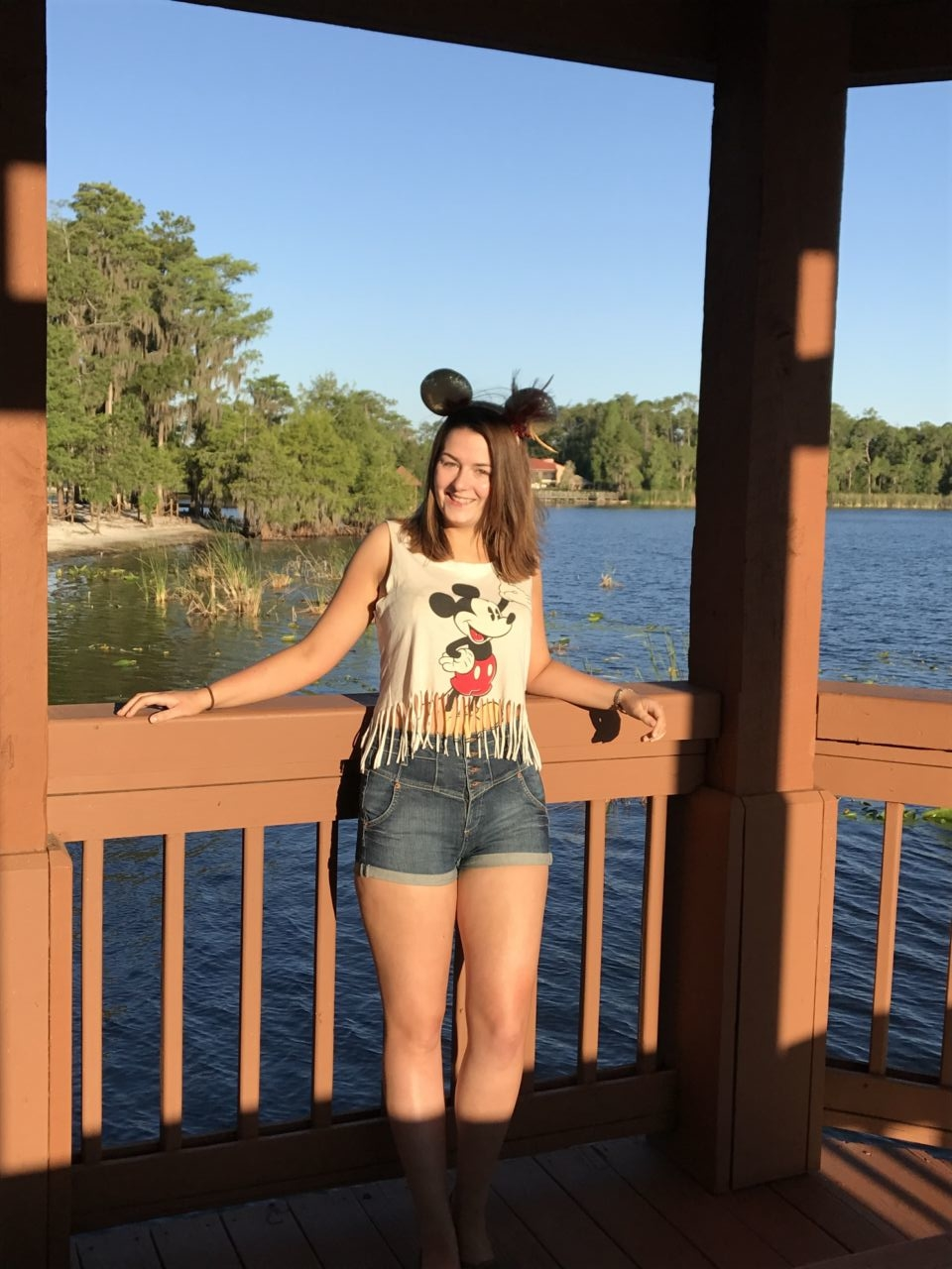 Disney's Hollywood Studios outfit - what to wear
