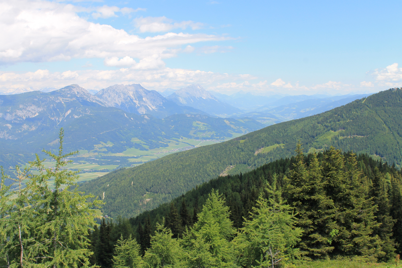 5 reasons to visit the Austrian alps