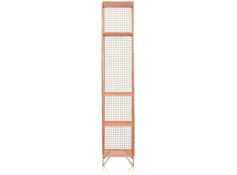 Oliver Bonas copper shelves
