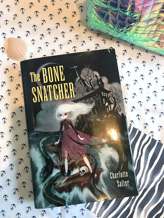 The Bone Snatcher book review by Charlotte Salter