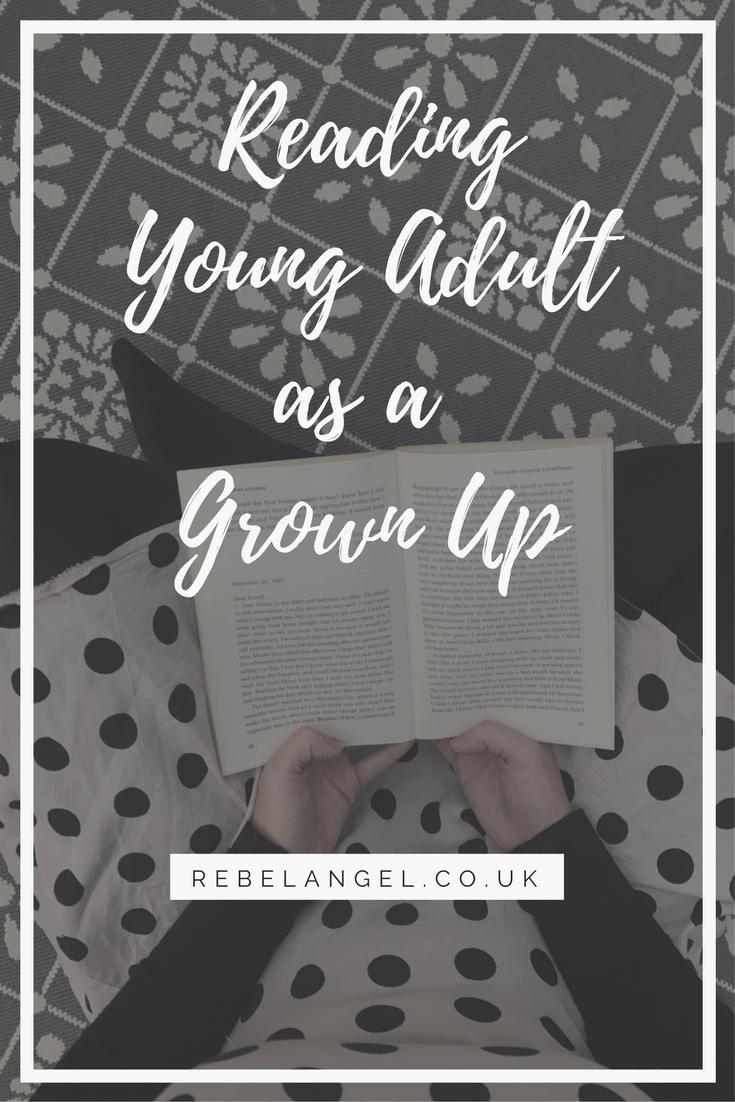 Reading Young Adult as a Grown Up