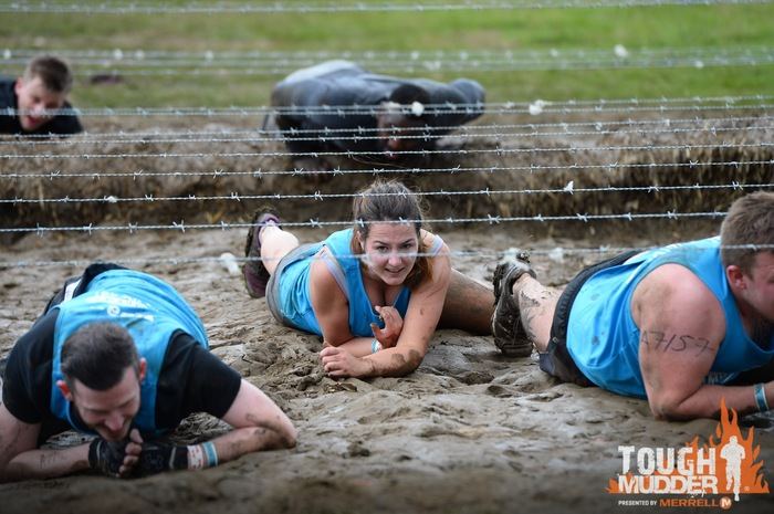 Mud Mile Tough Mudder