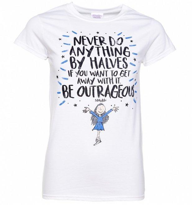 Roald Dahl T shirt