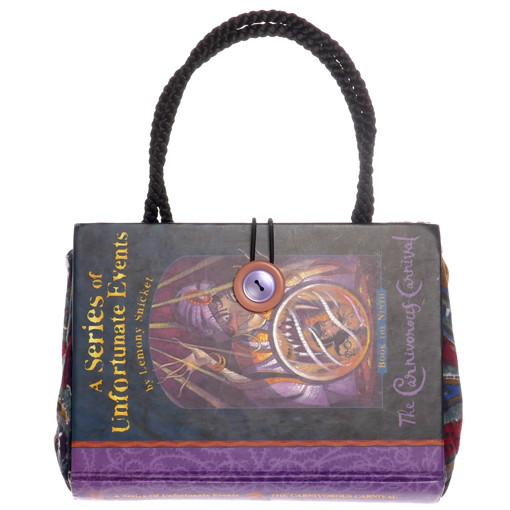 Series of Unfortunate Events Clutch bag