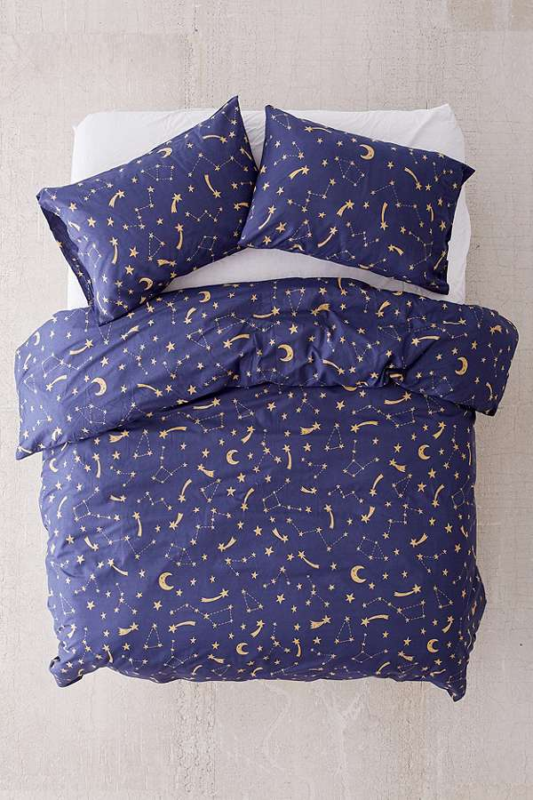 Celestial Bedding Urban Outfitters